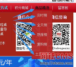 购买网站上淘宝商品可获得网钛PHP插件平台余额